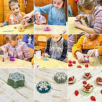Мастер-класс по МЫЛОВАРЕНИЮ для детей и взрослых: 1 мыло
