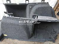 Обшивка багажника   Skoda Superb 2 Шкода Суперб  3T9867428