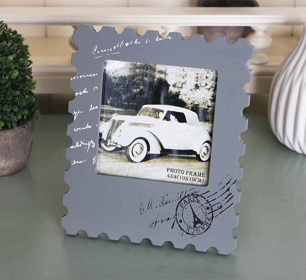 Фоторамка  почтовая марка