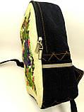 Джинсовый рюкзак Загадка, фото 2