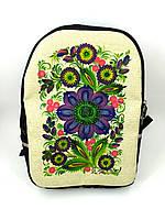 Джинсовый рюкзак Загадка, фото 1