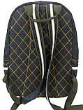 Джинсовый рюкзак Загадка, фото 4