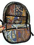 Джинсовый рюкзак Загадка, фото 3