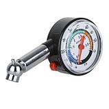 Измеритель давления в шинах цифровой с подсветкой INTERTOOL AT-1003, фото 2