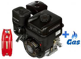 Бензо-газовый двигатель Hyundai IC 200 LPG