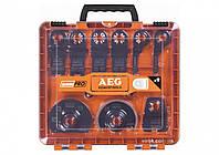Набор насадок к реноваторів OMNI : 9 шт. в футляре AEG 4932430314