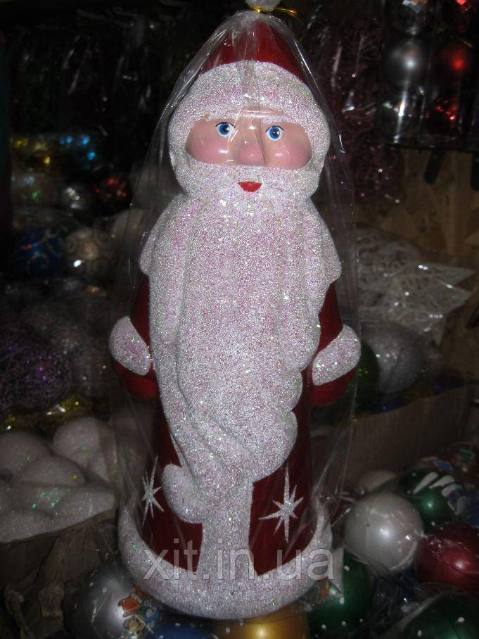 Дед Мороз под елку. Новогоднее украшение под елку.