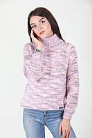 Красивый свитер для девушек вязаный