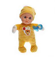 """Пупс """"Snuggle Doll"""" музичний в кульку 023T р.30см."""