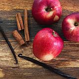 Ароматическая свеча, яблоки, корица, 9 см VINTERFEST, фото 5