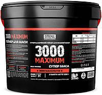 Гейнер Extremal 3000 MAXIMUM 2,5 кг  Клубника / Карамель