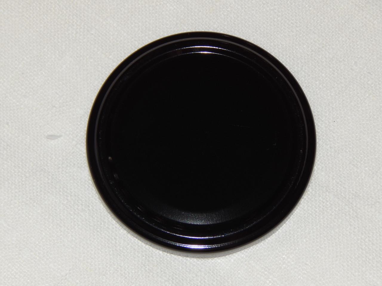 Крышка закаточная твист-офф размер 70 мм черная
