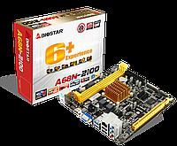 Материнская плата Biostar A68N-2100 (AMD E1-2100/Mini-ITX), фото 1