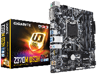 Материнская плата Gigabyte Z370M DS3H (s1151/Z370/MicroATX), фото 1