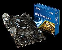 Материнская плата MSI B250M Pro VD (s1151/B250/MicroATX), фото 1
