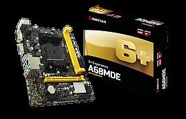 Материнская плата Biostar A68MDE (FM2+/A68H/DDR3)