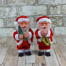 Музыкальный новогодний Дед Мороз ( Музыкальный санта )