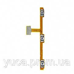 Шлейф для MEIZU M2 Note с кнопками вкл./выкл., и регулировки громкости