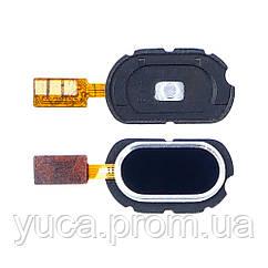 Шлейф для MEIZU M2 Note с чёрной кнопкой HOME (сенсорная)