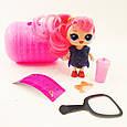 Кукла LOL Hairgoals с волосами в мини капсуле, фото 4