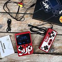 Игровая приставка геймпад Sup Game box красная