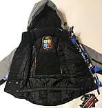 Термо куртки для мальчиков р.104, фото 4