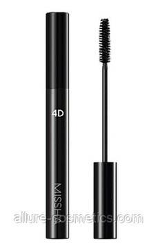 Тушь для ресниц с эффектом 4D Missha THE STYLE 4D Mascara