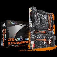 Материнская плата Gigabyte Z370 AORUS Ultra GAMING WIFI, фото 1