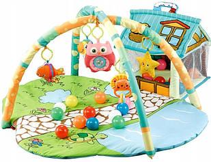 Детский развивающий коврик Play Gym