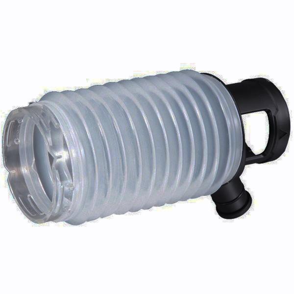 Пылесборник пружинный для Makita HR2610T, HR2611FT, HR2630T, HR2631FT, DHR243, DHR281, DHR283, HR2651T (195180-6)