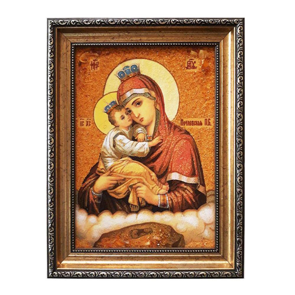 Почаевская і-74 Икона Божией Матери