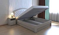 Кровать DA-KAS Анжелика Элегант Люкс с подъемным механизмом без матраца с каркасом