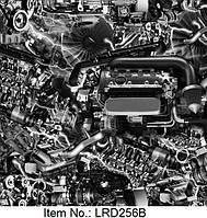 """Пленка для аквапечати Liquid Image Пленка """"мотор"""" LRD256B (ширина 50см)"""
