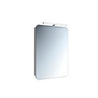 Шкафчик зеркальный Marsan Adele-1 с LED подсветкой