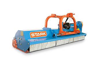 Мульчирователь KDX 240 STARK c гидравликой и с карданом (2,4 м, молотки)