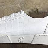 Louis Vuitton Frontrow Damier Azur Оу, фото 3