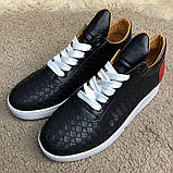 Filling Pieces Low Top Ripple Braided Black О Му, фото 2