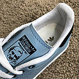 Adidas Stan Smith Recon Light Blue у, фото 6