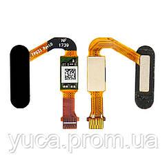 Шлейф для HUAWEI Nova 2S/P20/P20 Pro/Mate 10 с чёрным сканером отпечатка пальца