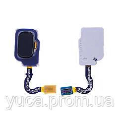 Шлейф для SAMSUNG A530 Galaxy A8/ A730 Galaxy A8 Plus с чёрным сканером отпечатка пальцев