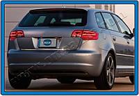 Audi A3 2012+ гг. Кромка багажника (нерж)