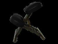 Коленный ортопедический стул PR_018 Черный