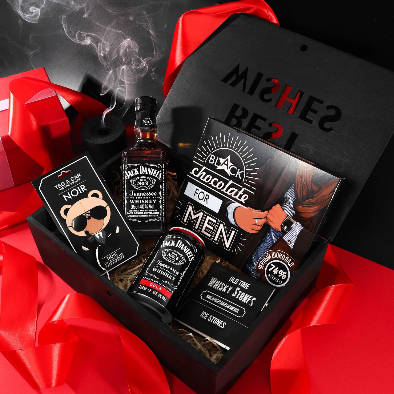 Оригинальный подарок мужчине. Подарочный набор для мужчины. Подарок боссу. Подарок начальнику. «For man »