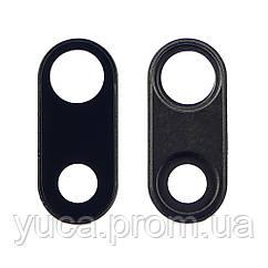 Стекло камеры для APPLE iPhone 7 Plus чёрное с чёрной рамкой