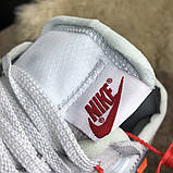 Nike Air Force 1 OFF WHITE White О Му, фото 6