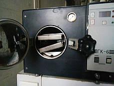 Стерилизатор медицинский паровой Мизма ГК-6 б/у, фото 3