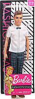 Кукла Кен модник Barbie Fashionistas Ken Doll 117
