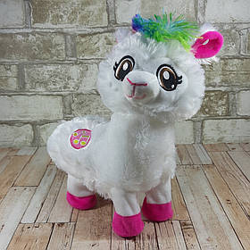 Музыкальный Барашек Скакун ( играет и прыгает ) Интерактивная игрушка Счастливая овечка