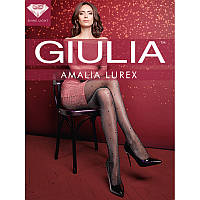 Колготки с люрексом GIULIA AMALIA LUREX 20 (1), skl-093 | 1 шт.