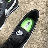 Nike Wmns Classic Cortez Black/White О Му, фото 5